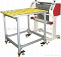 cardboard laminating machine