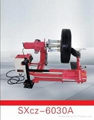 商用车 轮胎专用拆装机