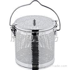 不鏽鋼湯籃