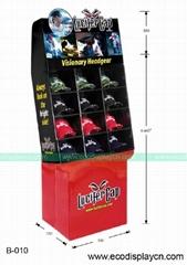 Pocket Cardboard Display Stands