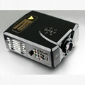 led mini projector with hdmi&usb&tv tuner 2
