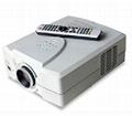 multimedia video projector 2200lumens