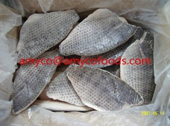 Healthy tilapia fillet from professional tilapia fillet producer in China