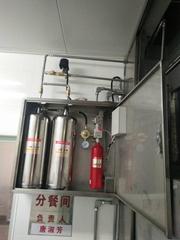 廚房自動滅火裝置系統