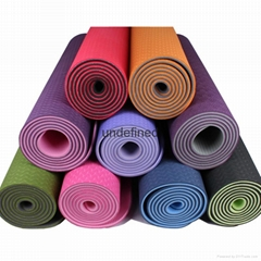 eco-friendly TPE yoga mat