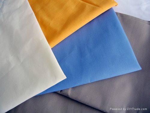 Dyed Garment Blend Fabric 1