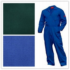 Twill T/C Workwear Fabric