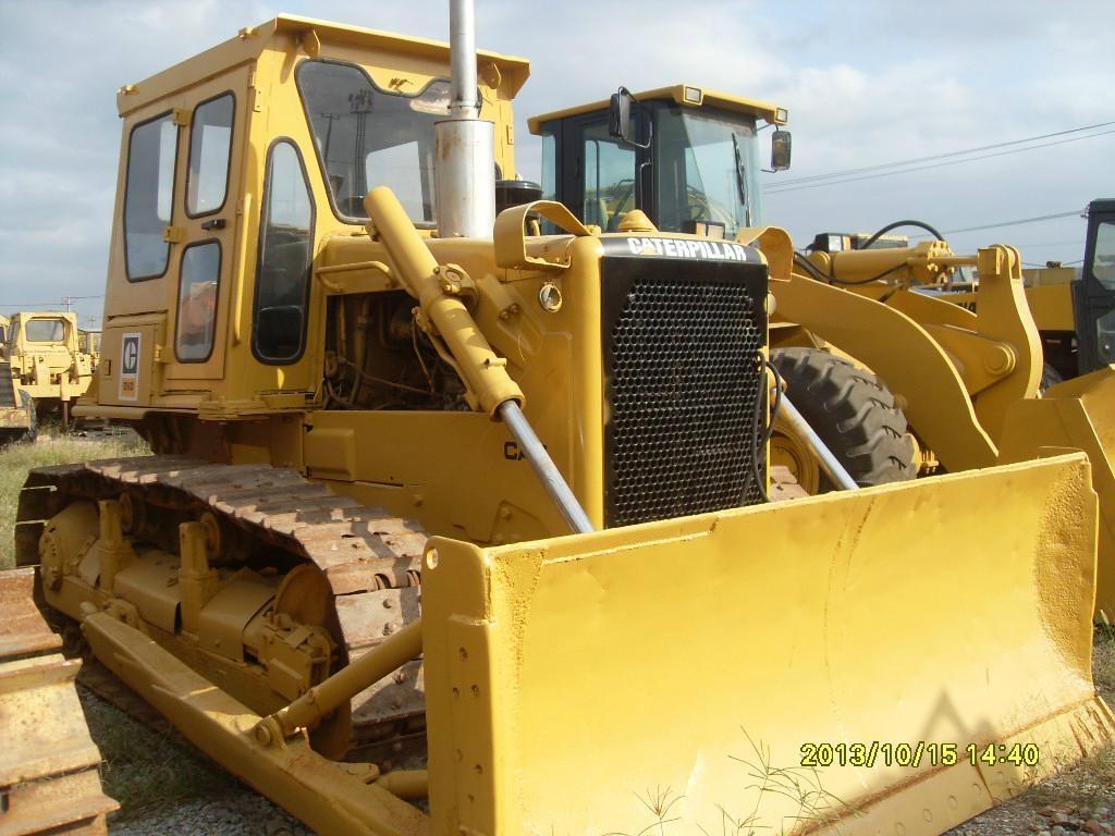 Cat D6d Used Bulldozer Originated In Japan Us 23000