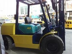小松4吨叉车