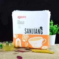 三匠黑苦蕎蕎香茶312克大涼山精品非大麥茶