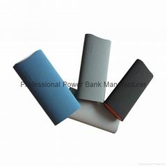 portable external mobile phone battery charger power bank 10000mah