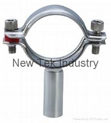 Stainless Steel Sanitary Pipe Hanger Pipe Holder SS304