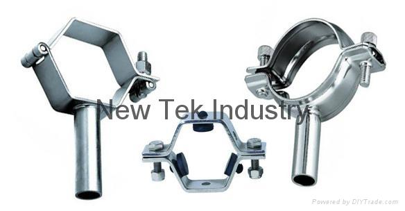 Tube Size Stainless Steel Hexagonal Hangers T304 1