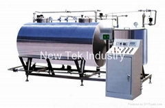 CE Full Automatic Brewery CIP Cleaning System
