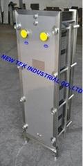 food grade stainless steel plate heat exchanger