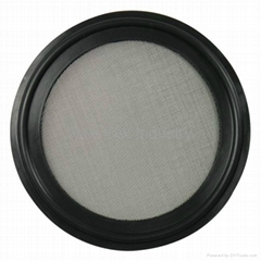 "2"" 150 mesh triclamp viton screen"