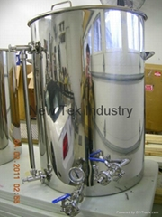 Stainless Steel Home Brew Kettles,Mash Tun