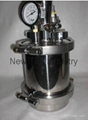1lb stainless closed Loop extractor with