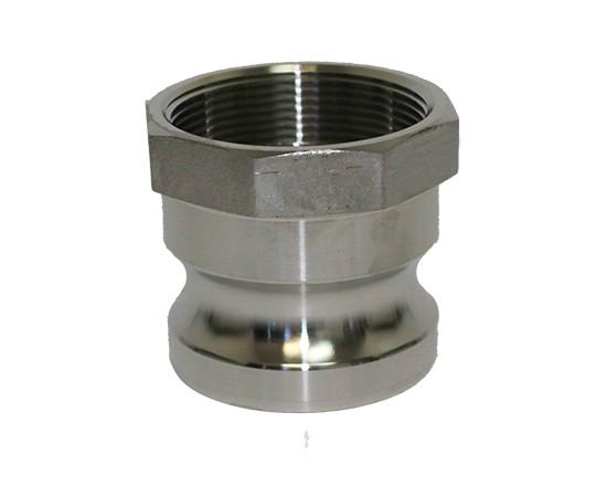 Type a – Stainless Steel Camlock Coupling