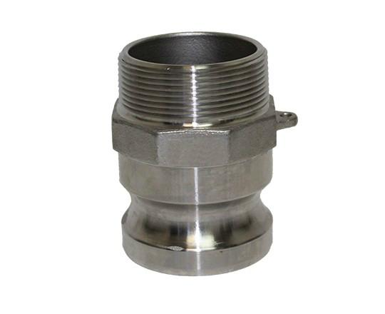 Type F – Stainless Steel Camlock Coupling