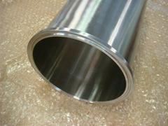 衛生級不鏽鋼快裝管