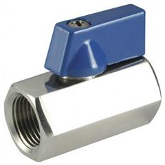 316 Stainless Steel FXF Mini Ball Valves