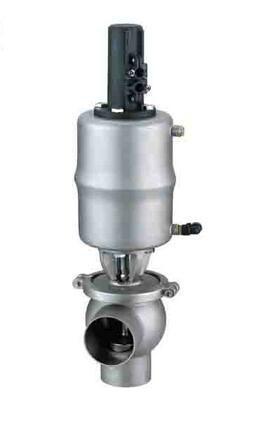 Ss316L Sanitary Pneumatic Flow Control Valve