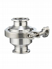 Sanitary Tri Clamp Check Valve SS316L Stainless