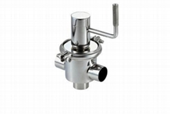 Sanitary Stainless Steel Regulating Valves Stainless 316L
