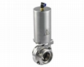 Sanitary Stainless Steel Pneumatic