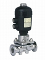 Stainless Steel SS316L Pneumatic