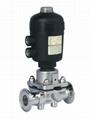 Sanitary SS316L Pneumatic Actuator
