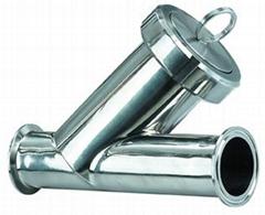 衛生級不鏽鋼Y型過濾器