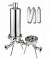 不鏽鋼衛生級空氣過濾器
