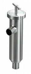 衛生級不鏽鋼角式過濾器