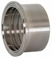 Sanitary Stainless Steel Roll-on Expanding Clamp Ferrule