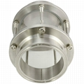 sanitary triclamp sight glass