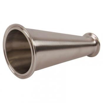Tri Clamp Eccentric Reducers