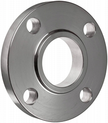 Stainless Steel Slip-On Flanges
