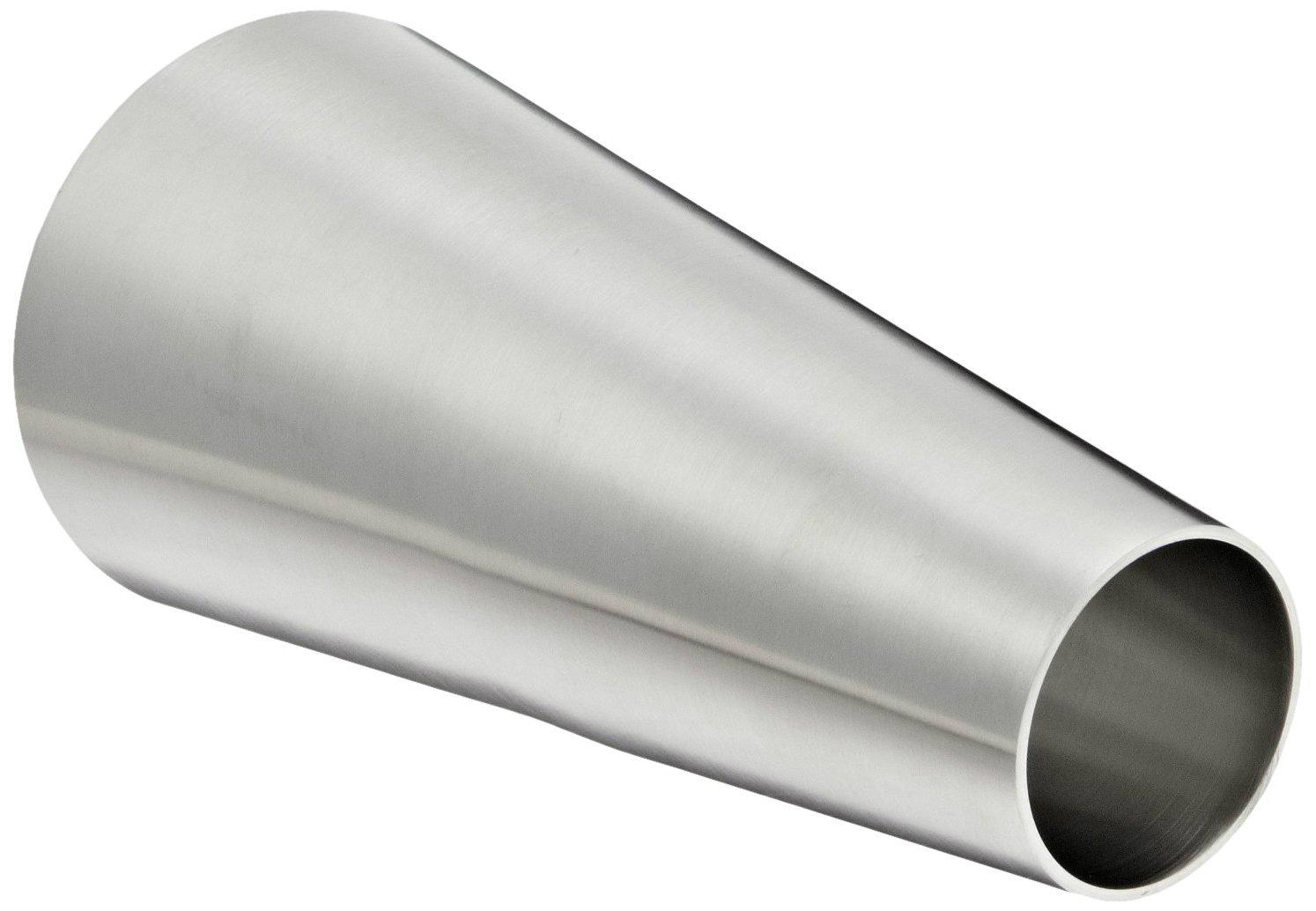 polished Weld Concentric Reducer
