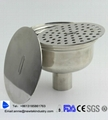 Sanitary Stainless Steel Floor Drain  3