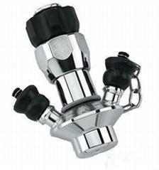 aspetic sample valve