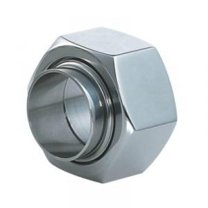Stainless Steel IDF Hygienic Fitting Unions  1