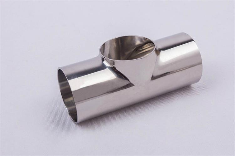 不锈钢焊接短三通