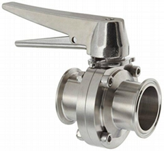 stainless steel trigger butterfly valve
