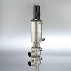 welding divert valve