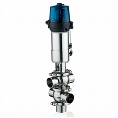 Stainless 316L Dairy  Mixproof Valve with C-Top