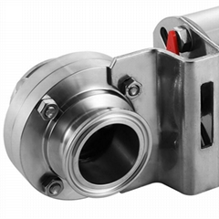 pneumaitc butterfly valve
