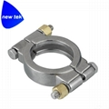 Sanitary High Pressure Bolted Clamps (13MHP) 3