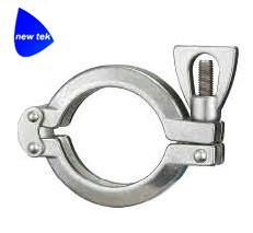 Sanitary Double Pin Heavy Duty Clamp  6